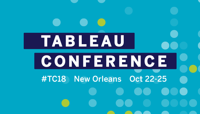 Sessions | Page 7 | Tableau Conference 2018